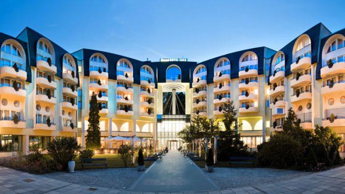 Отель Гранд Сава