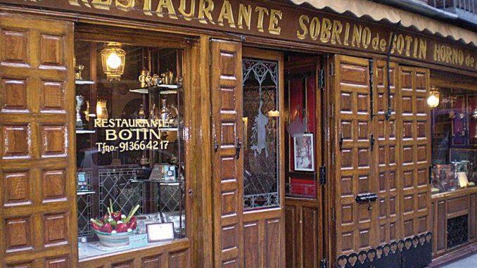 Ресторан Botin