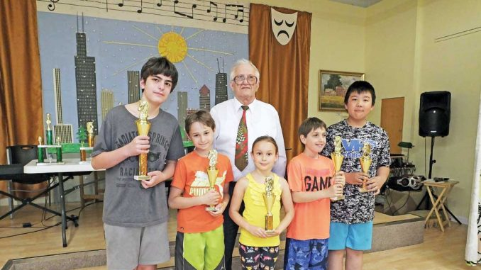 Шахматный турнир на призы газеты «РЕКЛАМА»