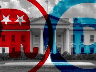 Двухпартийнуая система