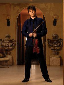 Joshua Bell, Violin