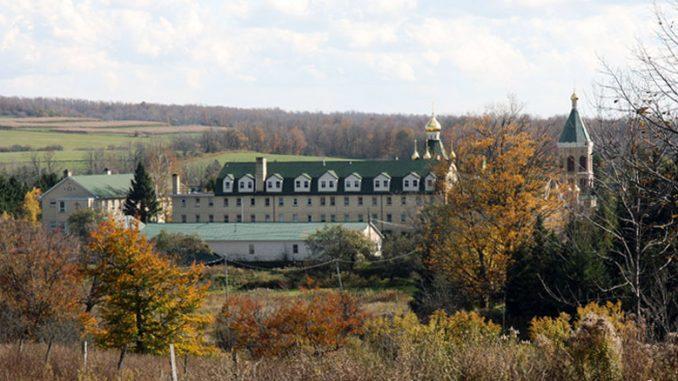 Единственный в США русский православный монастырь