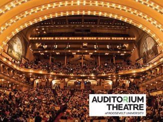The Auditorium Theatre сегодня