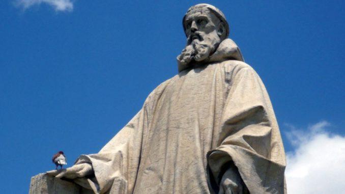 Памятник Гвидо Аретинскому