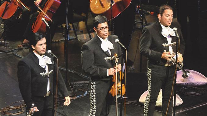 Mariachi Cobre. Фото – Grant Park Music Festival