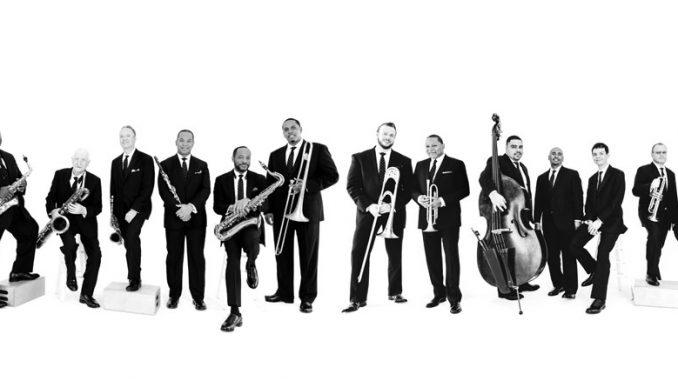 Джазовый оркестр при Линкольн-центре. Фото – Джо Мартинес