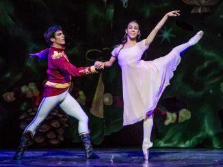 """Сцена из балета """"Щелкунчик"""". Фото – Шерил Манн"""