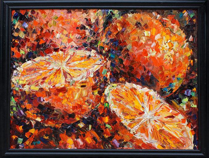 Anna Gnoyenskaya Oranges