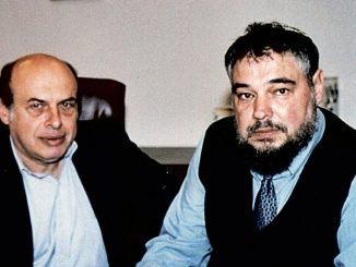 Натан Щаранский и Давид Шехтер