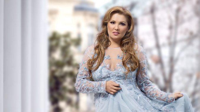 Анна Нетребко. Фото – Владимир Широков