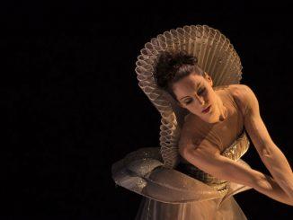 "Сцена из балета ""Спящая красавица"". Фото – Элис Бланджеро"