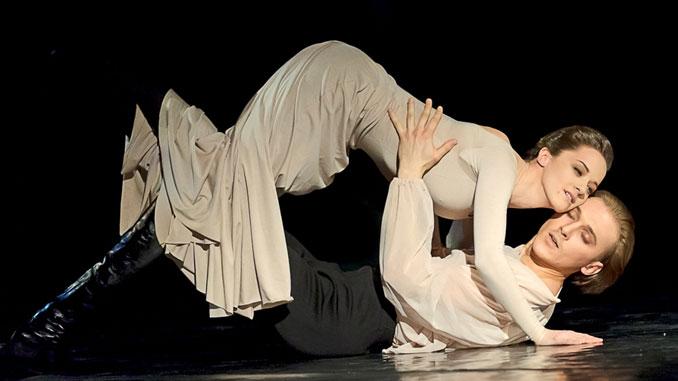 "Сцена из спектакля ""Анна Каренина"". Фото – Stage Russia"