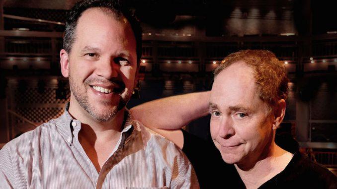 Аарон Познер и Теллер. Фото – Билл Барлингем
