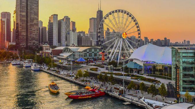 Чикагский шекспировский театр на Navy Pier. Фото – Вито Палмизано