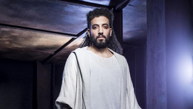 Хес Сандерс – Иисус. Фото – Тодд Розенберг