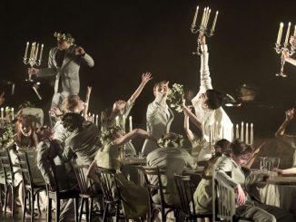 """Сцена из спектакля """"Сон в летнюю ночь"""" (Шведский королевский балет, 2015 год). Фото – Ханс Нилссон"""
