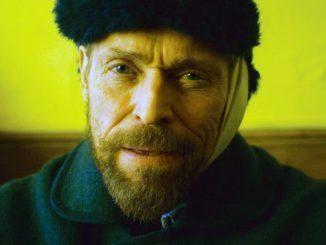 """Кадр из фильма """"Ван Гог. На пороге вечности"""""""
