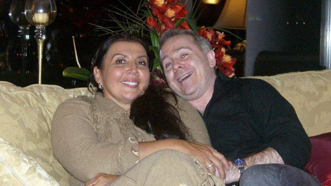 Пол Каран и Мария Гулегина. Фото из личного архива П.Карана