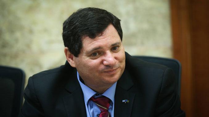 Игаль Ясинов, Директор Евроазиатского департамента ЕНФ