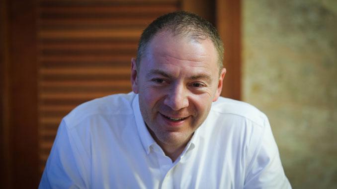 Вице-Президент Еврейского Национального Фонда Рони Винников
