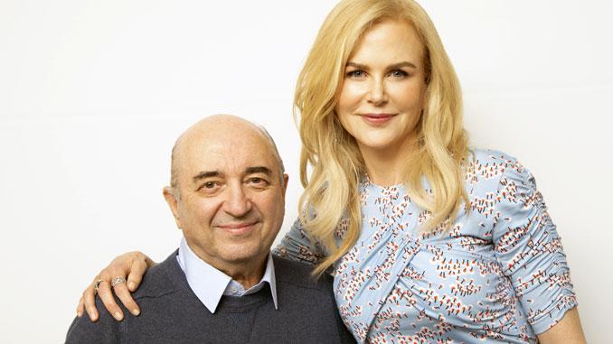 Николь Кидман и Сергей Рахлин