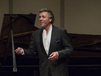 Томас Хэмпсон. Концерт в Равинии 28 июля 2015 года. Фото – Ravinia Festival