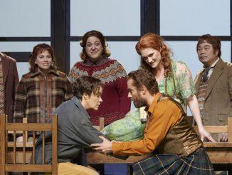 "Сцена из спектакля ""Ариодант"" (Канадская оперная компания). Фото - Майкл Купер"