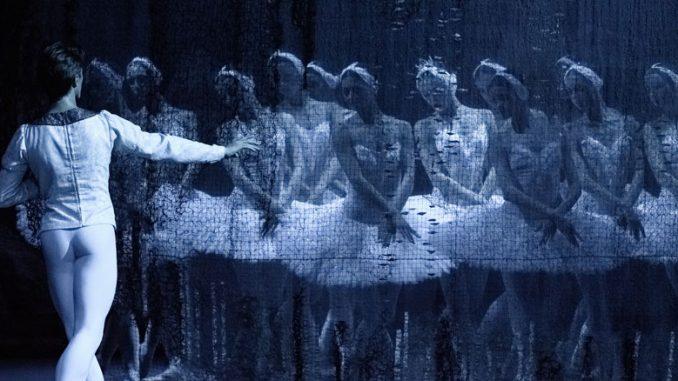 """Сцена из балета """"Лебединое озеро"""". Фото - Наталья Воронова"""