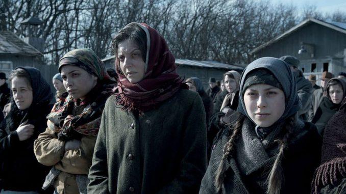 "Кадр из фильма ""Вечная зима"""