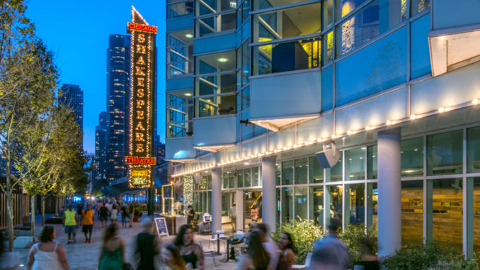 Чикагский шекспировский театр. Фото - Али Ибрахим