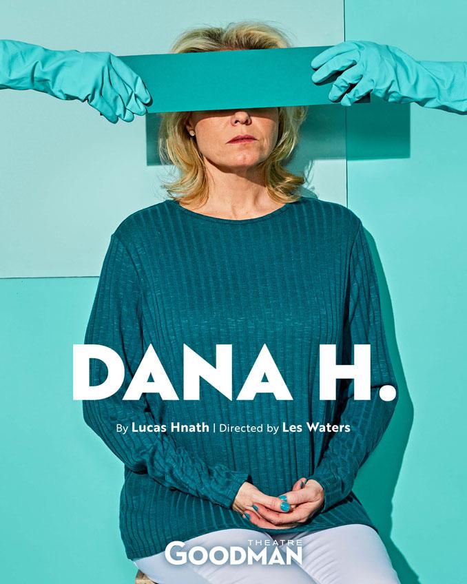 "Постер к спектаклю ""Dana H."". Фото - Goodman Theatre"