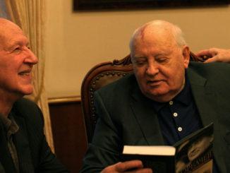 """Кадр из фильма """"Знакомьтесь, Горбачев"""". Фото предоставлено пресс-службой кинотеатра """"Music Box"""""""