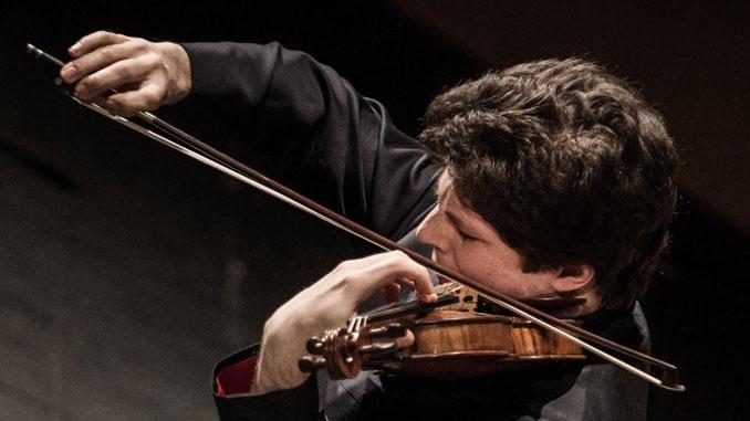 Августин Хаделих. Фото - Grant Park Music Festival
