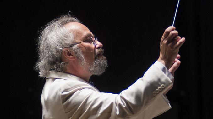 Карлос Кальмар. Фото - Grant Park Music Festival