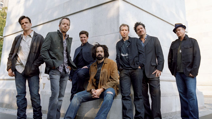 Counting Crows. Фото - Ravinia Festival