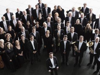Люцернский симфонический оркестр. Фото - Вера Хартманн