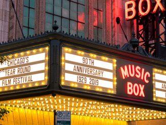 Music Box Theatre (2019 год). Фото из архива театра