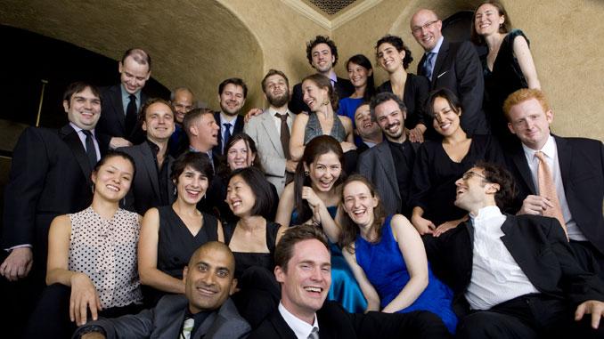 "Камерный оркестр ""Рыцари"". Фото - Ravinia Festival"