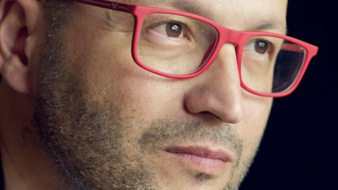 Энрике Маццола. Фото - Жан-Баптист Милло