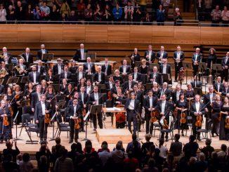 Монреальский симфонический оркестр. Фото - Антуан Сайто