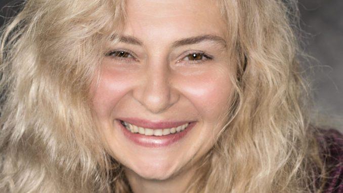 Ольга Маслова. Фото из личного архива О.Масловой