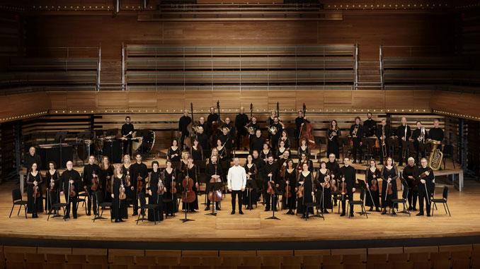 Монреальский симфонический оркестр Метрополитен. Фото – Simon Couturier Wordfly