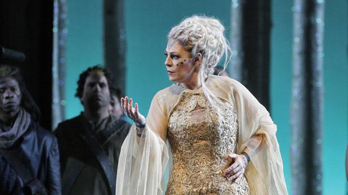 "Сондра Радвановски - Норма. ""Норма"", Лирик-опера, 2016 год. Фото - Кори Вивер"