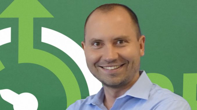 CEO компании UTECH Юрий Некрасов