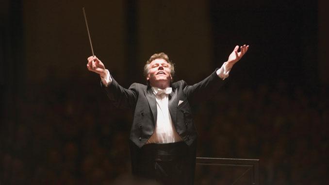 Марис Янсонс. Фото предоставлено Симфоническим оркестром Баварского радио