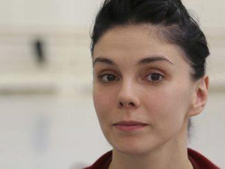 Наталья Осипова. Фото - Джеральд Фокс