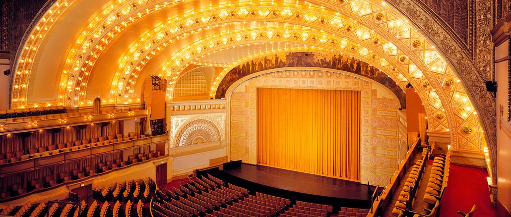 The Auditorium Theatre сегодня. Фото из архива The Auditorium Theatre