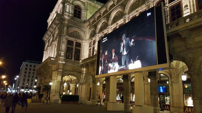 Венская опера. Фото - Сергей Элькин