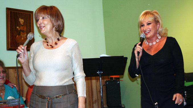 Ольга Пильников и Марта Литас, основатели центра Forever Young