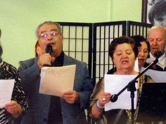 Любовь Бел, Марта Литас и члены центра Вилинга участвуют в концерте. Фото: Forever Young